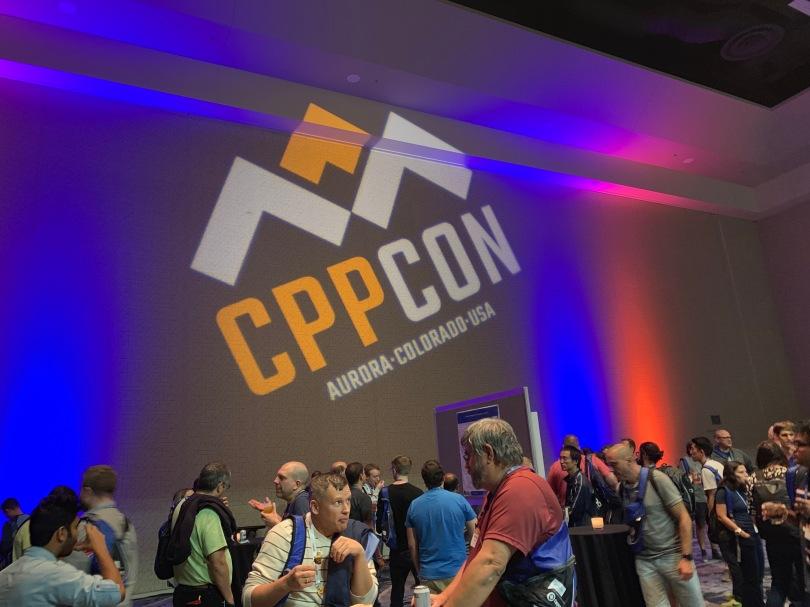 CppCon start